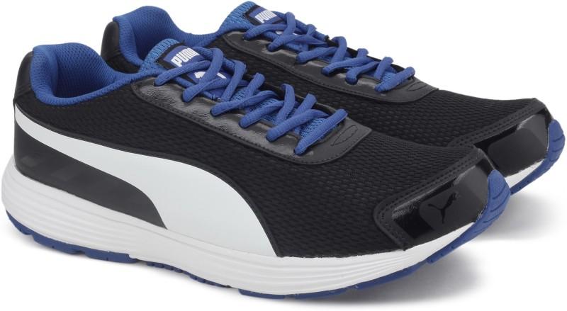 Puma Ridge Running Shoes(Black)