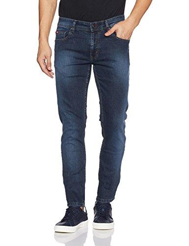 lee cooper mens slim fit jeans 8907350552550dm 70 core 0336w x 33ldark -