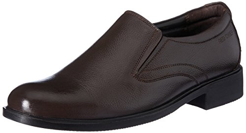red chief mens brown leather formal shoes 7 ukindia 405 eurc1350a -