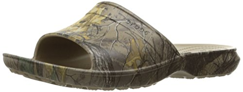 Crocs Classic Realtree Xtra Men Slide in Brown