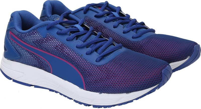 Puma Engine IDP Running Shoes(Blue)