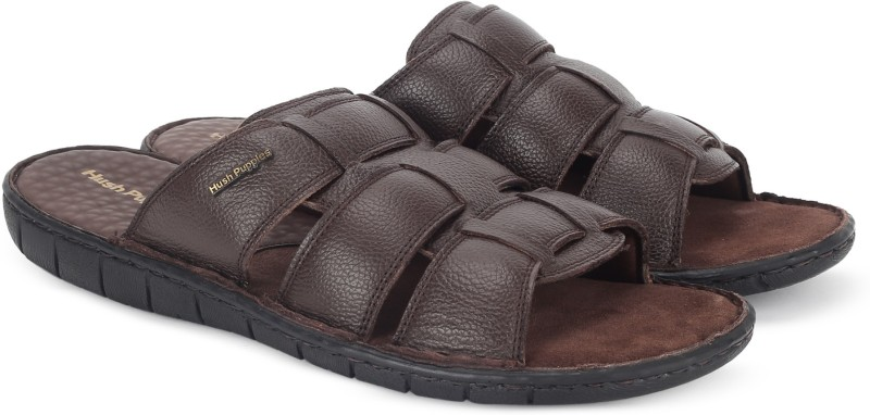 Hush Puppies Men Brown Sandals