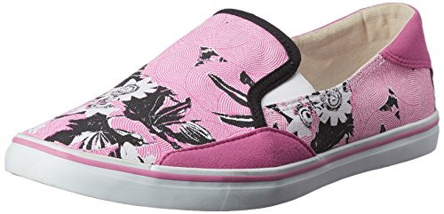 Puma Women's Match Slip On Wn Pink Boat Shoes – 3 UK/India (35.5 EU)