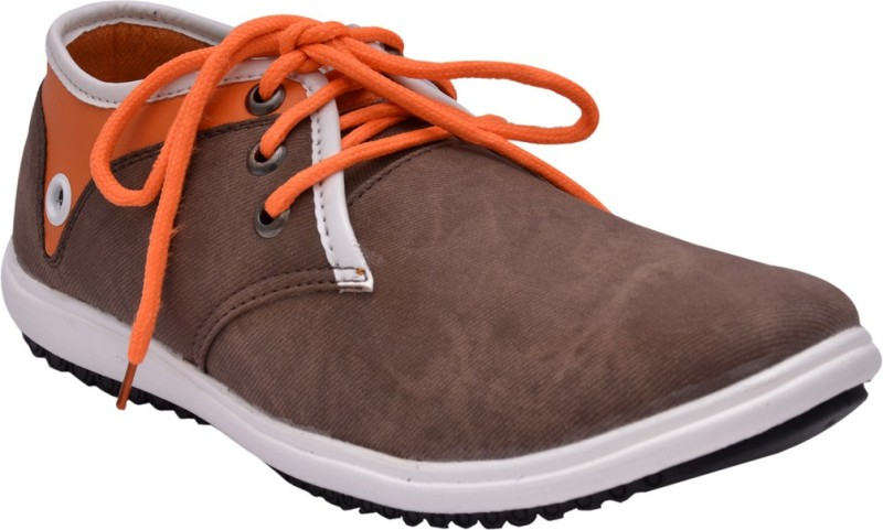 Fentacia Uber Casual Shoes(Brown)