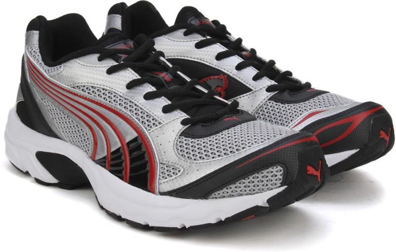 Puma Exsis IDP Running Shoes(Black)