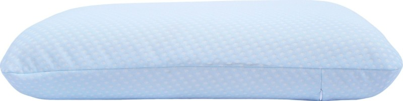 Magasin Polka Dot Bed/Sleeping Pillow Pack of 1(Blue)