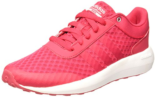 Adidas Women's Cf Race W Enepnk/Enepnk/Silvmt Sneakers – 4 UK/India (36.67 EU)