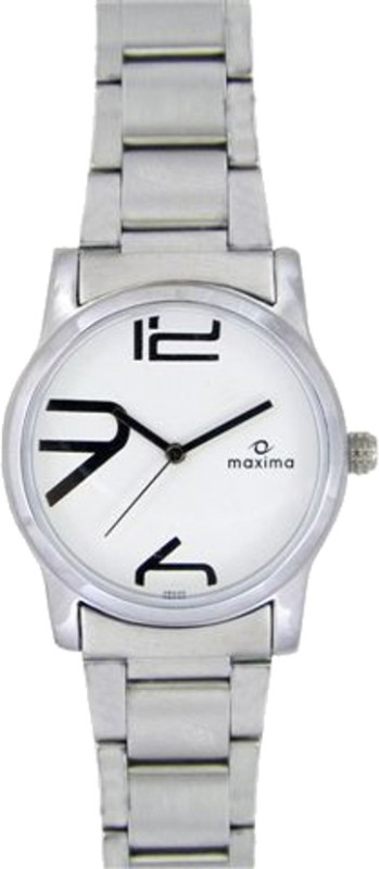 Maxima 28020CMLI Swarovski Watch  – For Women