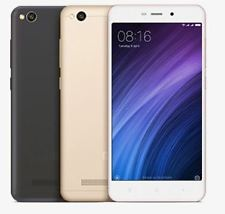 new imported xiaomi redmi 4a duos dual 16gb 2gb 13mp 5mp rose gold gold grey -