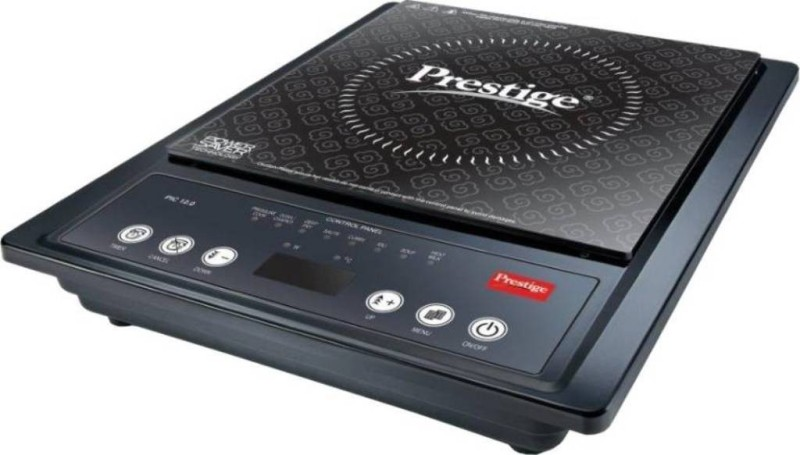 Prestige PIC12.0 Induction Cooktop(Black, Push Button)
