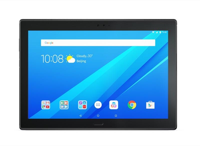 Lenovo Tab 4 10 Plus 64 GB 10.1 inch with Wi-Fi+4G Tablet(Aurora Black)