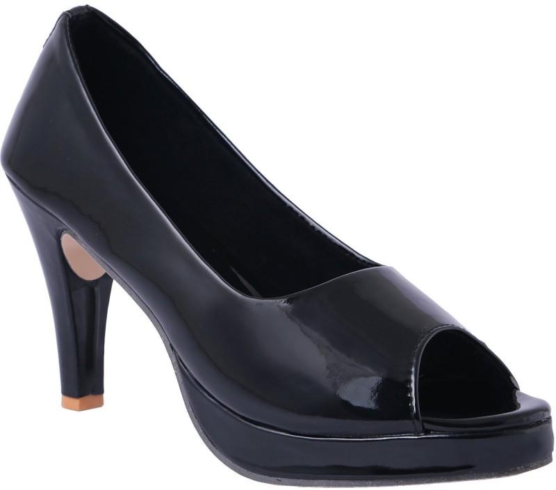 Legend Style Women Black Heels