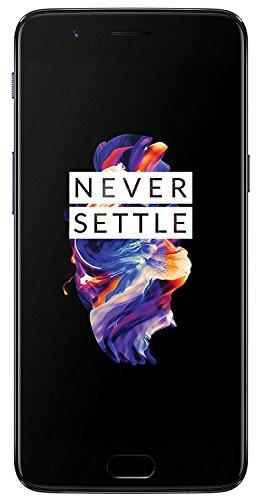 OnePlus 5 (Slate Gray 8GB RAM + 128GB memory)