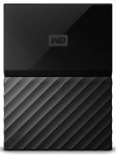 WD My Passport 1TB Portable External Hard Drive Black