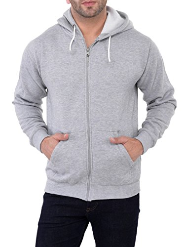 gents woolen hooded sweatshirt jackets for winters mens wear hoodies -