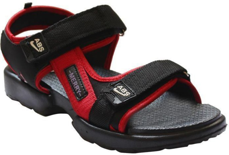 ABS Women Red Sports Sandals