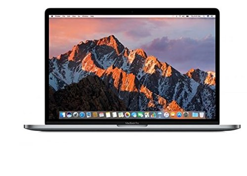 Apple MacBook Pro MLH12HN/A Laptop 2016 (Core i5/8GB/256GB/Mac OS/Integrated Graphics/Touch Bar), Space Grey