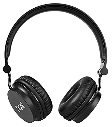 boat rockerz 400 on ear bluetooth headphones carbon black -