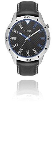 Timex Analog Black Dial Men's Watch-TW00ZR167
