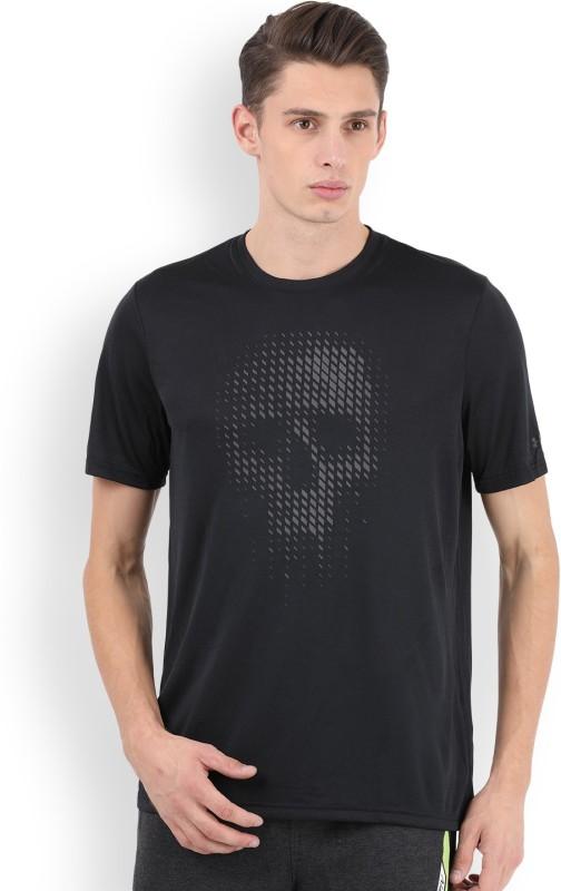Under Armour Printed Men's Round Neck T-Shirt