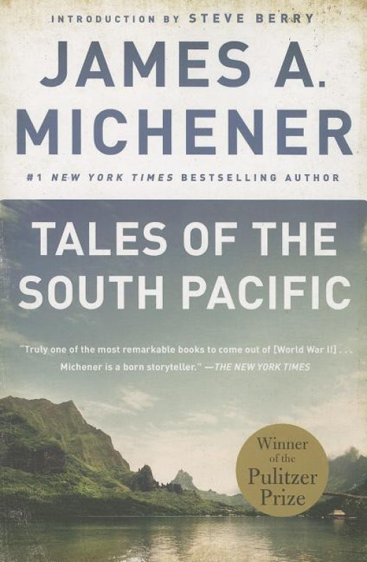 tales of the south pacificenglish paperback james a michener -