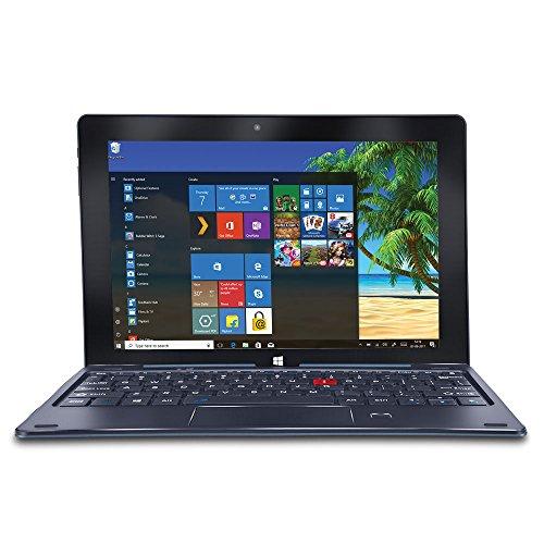 iBall Slide PenBook Atom Quad Core 2 GB/32 GB/10.1″ (25.65 cm)/Windows 10 (Ocean Blue)