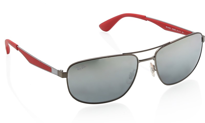 Ray-Ban Retro Square Sunglasses