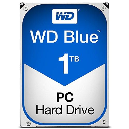 WD Blue Desktop 1TB Internal Hard Drive (WD10EZEX)