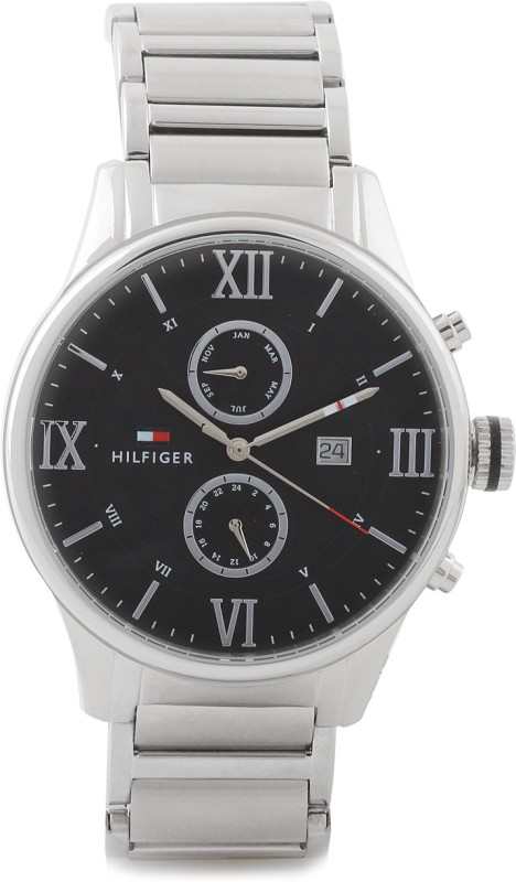 tommy hilfiger th1790962j west end new watch for men -