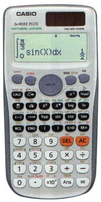 Casio Scientific  Calculator(12 Digit)
