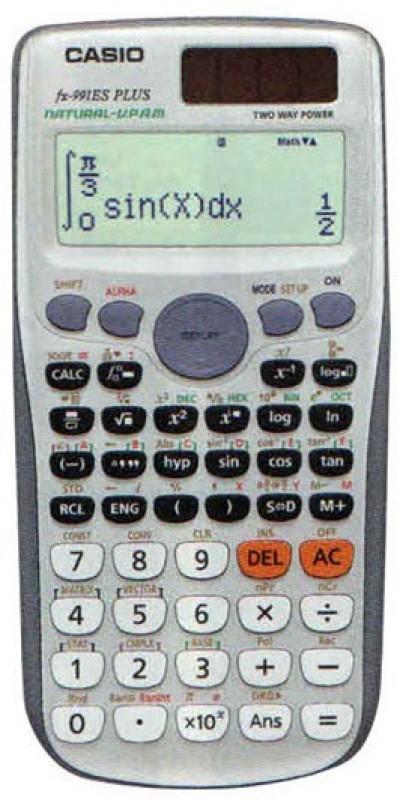 casio scientific calculator12 digit -