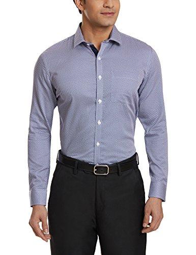 john miller mens dress shirt 89073723340661os8863244navy blue -