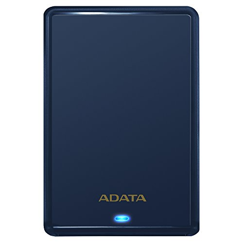 ADATA HV620S 1TB SLIM Portable External Hard Drive, Blue