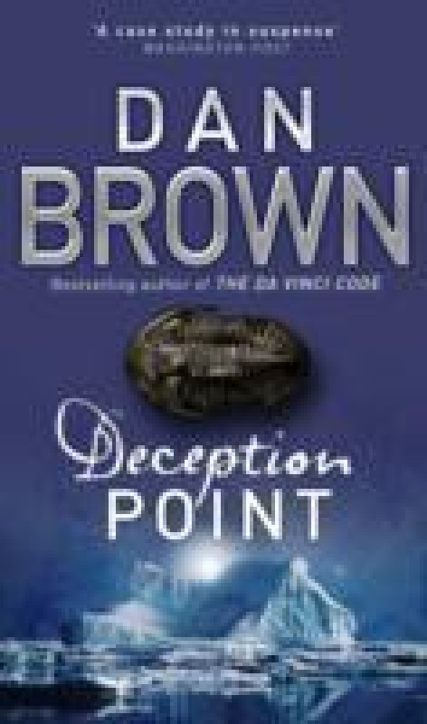 Deception Point(English, Paperback, Dan Brown)