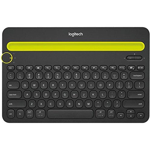 Logitech K480 Multi-Device Bluetooth Keyboard (Black)