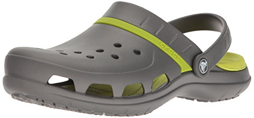 crocs modi sport men clog in grey -