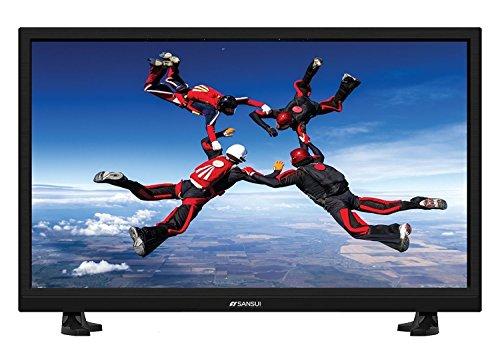 sansui 61 cm 24 inches sns24fb29caf full hd led tv black -