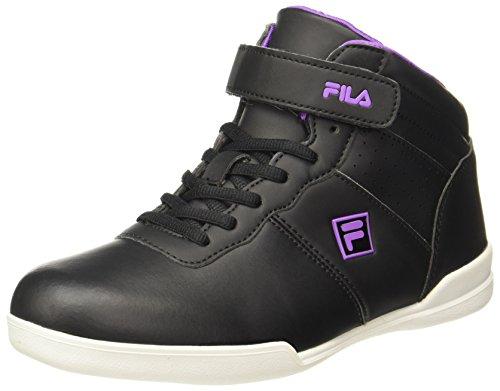 fila womens misha blackpurple sneakers 6 ukindia 40 eu -