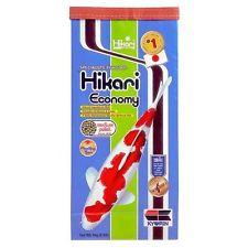 hikari economy 4kg medium pellets floating type koi fish food 38378 -