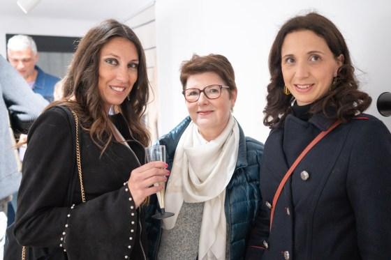 Crystal Barousse, Virginie buquet, Caty buquet © La Siesta Press / J. Fernández Ortega