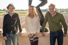Jacques Bosser, Armelle Chatriot, Alain Blondel © La Siesta Press / J. Fernández Ortega