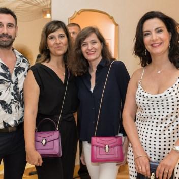 Ricardo Hermoso, Cristina Pérez, Maria González Y Ainara Quiroga © La Siesta Press