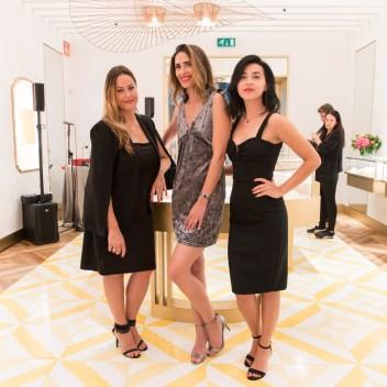 Zaida Bellot, Paola Castelluccio, Oksana Horbal © La Siesta Press
