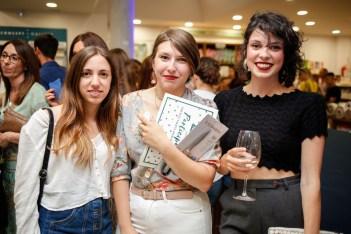 Margalida Bauza, Lis Nadia, Marina Domínguez © La Siesta Press