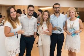 Mercedes Palenzuela, Carlos Sosa, Susana Abellan, Harley Araujo y Karina Zaplana © La Siesta Press / J. Fernández Ortega