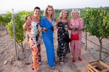 Silvia Bujosa, Marilu Bujosa, Patricia Reus, Carmen Sanz