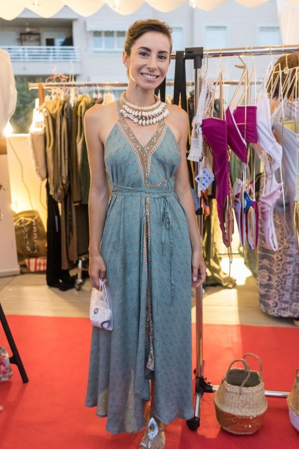 La diseñadora Pilar Sarmiento © La Siesta Press / J. Fernández Ortega