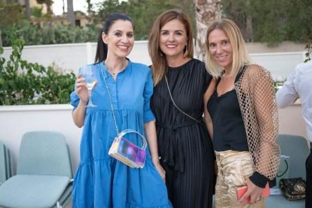 Lourdes Martínez, Maria De Los Santos Fonta y Marga Moya © La Siesta Press / J. Fernández Ortega
