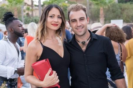 Alina Bucur y Toni Cuenca Jr. © La Siesta Press / J. Fernández Ortega
