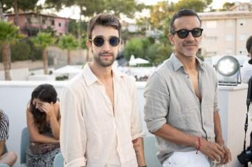 Pablo Erroz y Cristian Benavides © La Siesta Press / J. Fernández Ortega